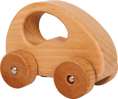 Blank houten auto Fernando