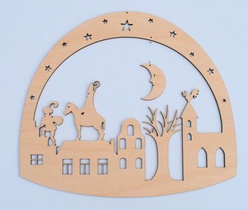 Raamhanger Sinterklaas, De Noest