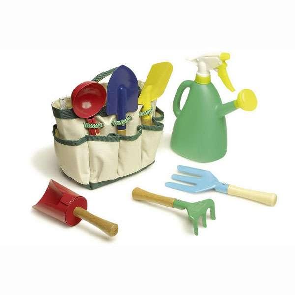 kinder tuingereedschap liever spelen houten speelgoedwinkel. Black Bedroom Furniture Sets. Home Design Ideas