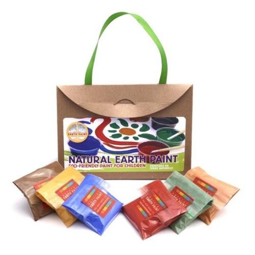 Ecokogische verf voor kinderen (Natural Earth Paint ) 793573230607