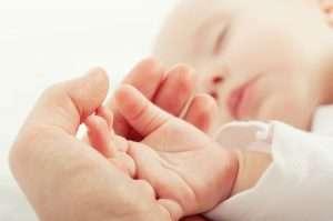 Geboorte baby