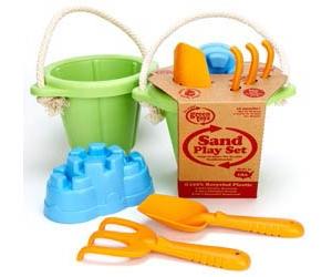 green toys zandbakset