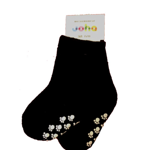 Wollen anti-slip sokken Joha