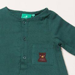 lgr jumpsuit bear detail