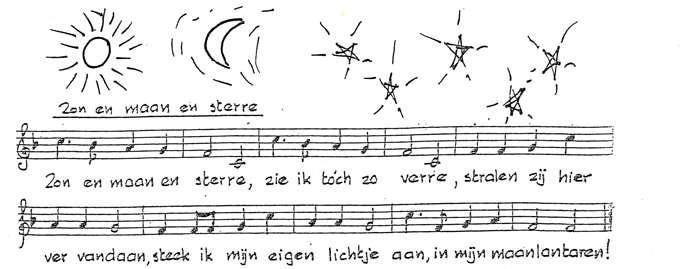 sint maarten lied